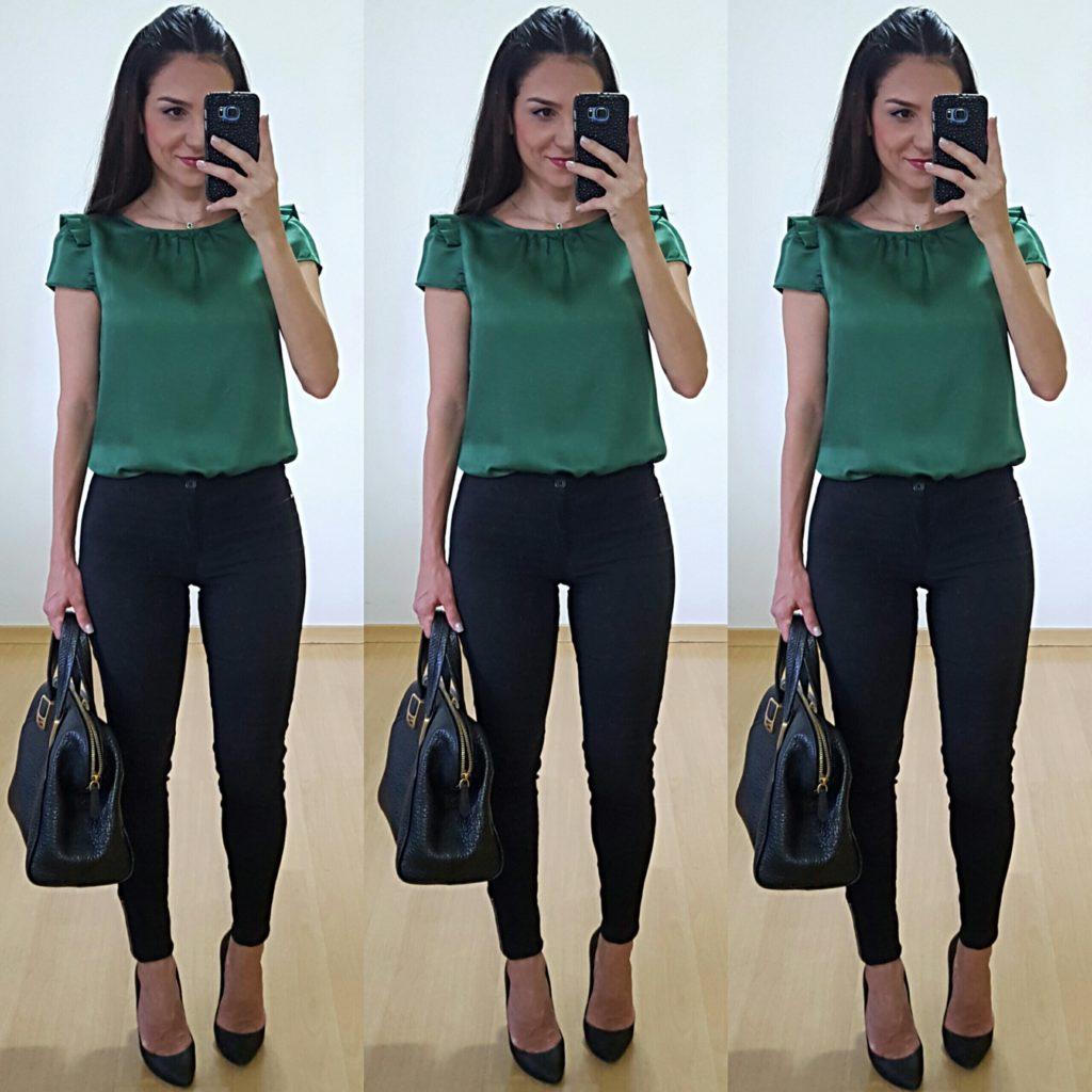 vestir-se para trabalhar