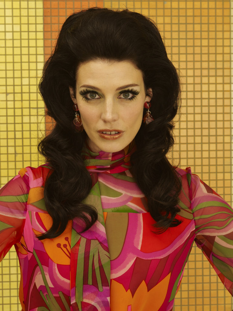 Megan Draper (Jessica Pare) - Mad Men _ Season 7, Gallery - Photo Credit: Frank Ockenfels 3/AMC