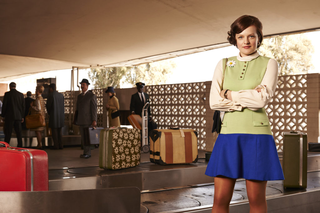 Peggy Olson (Elisabeth Moss) - Mad Men _ Season 7, Gallery - Photo Credit: Frank Ockenfels 3/AMC