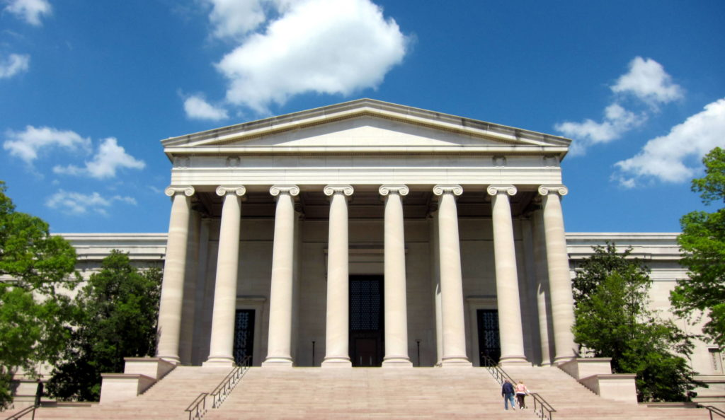 National_Gallery_of_Art_-_West_Building_facade